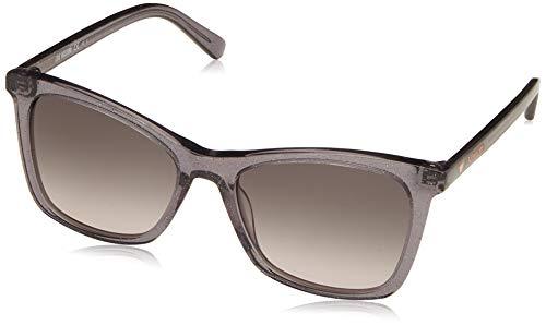 Moschino sonnenbrille MOL020/S KB7/JP Grau grün größe 53 mm Frau
