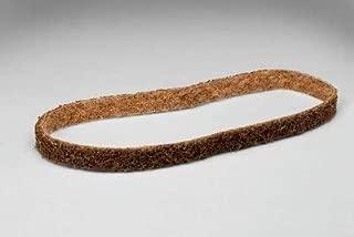 Scotch-Brite(TM) Surface Conditioning Belt, 1/4 in x 18 in A CRS, 20 per case