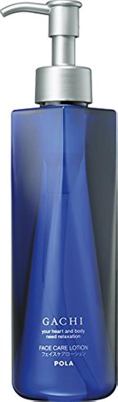 コック主張ほぼPOLA(ポーラ) GACHI ガチ フェイスケアローション 化粧水 1L 1L 業務用サイズ 詰替え 200mlボトルx3本
