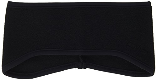 CMP Damen Fleece Stirnband 6534000, Nero, U