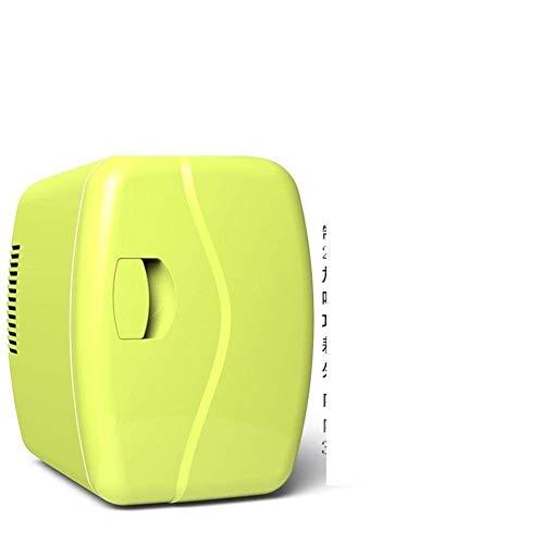 Refrigerador de coches, nevera congelada pequeña congelada de una sola puerta mini refrigerador refrigerado mini pequeña nevera for el hogar, oficina, barco -pink 28x26x19.7cm (11x10x8inch) peng