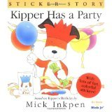 Kipper Has a Party - Book  of the Kipper the Dog