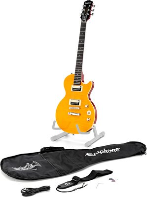 'Epiphone by Gibson Slash 'AFD Les Paul Special II Outfit – Signature – Chitarra elettrica