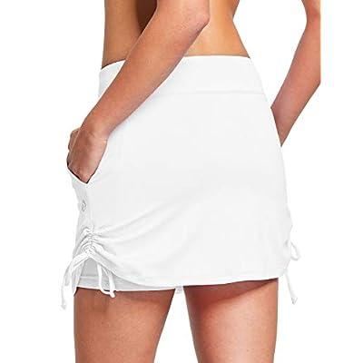 Amazon - 80% Off on  Women's Athletic Tennis Skirts Golf Skorts Running Workout Side Pockets