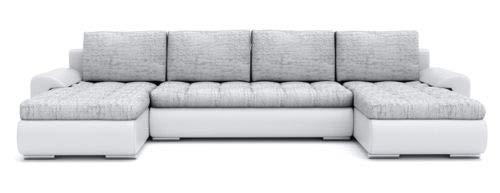 Sofini Ecksofa Tokio III mit Schlaffunktion! Best ECKSOFA! Couch mit Bettkästen! (Lawa 9+ Soft 17)