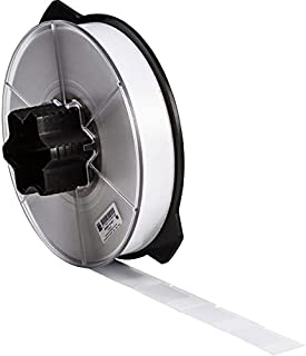 """Brady WRAP-10-417, Wraptor Vinyl Wire and Cable Label, 2.25"""" x 1"""""""