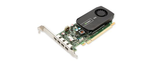 PNY NVIDIA NVS 510 2GB GDDR3 4-Mini...