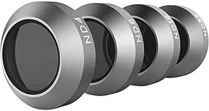 DJI Part47 Mavic Pro Filter Set, Includes ND4 Filter, ND8 Filter, ND16 Filter, ND32 Filter