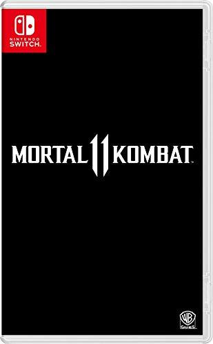 Mortal Kombat 11 - Nintendo Switch [Importación alemana]