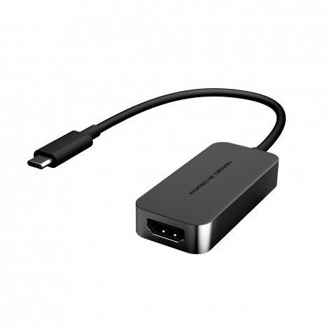 PORSCHE DESIGN USB Type-C-HDMI-Adapter