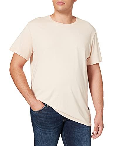 G-STAR RAW Herren Base-s Straight\' T-Shirt, Rosa (Bright Liquid pink 336-C449), XXL
