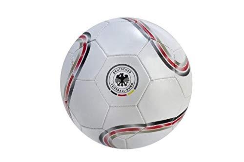 DFB Unisex Jugend Fußball Fun weiß Gr. 5