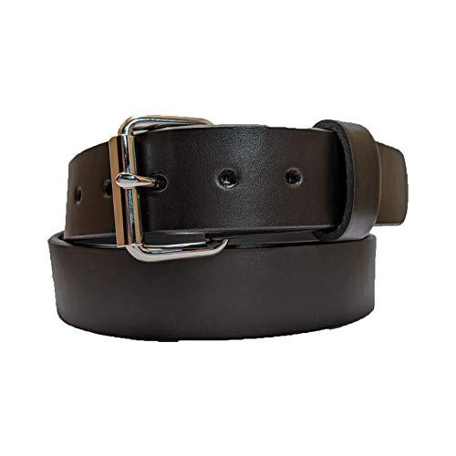 1 1/2 inch Premium Heavy Duty Leather Gun Belt HANDMADE |...