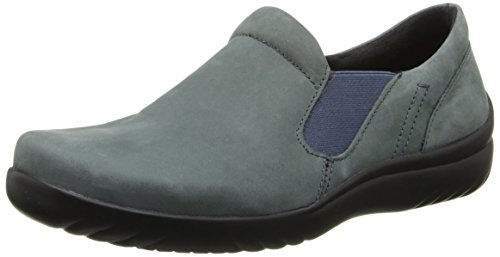 Klogs USA Women's Geneva Slip-On Shoe,Blue Spruce,6 M...