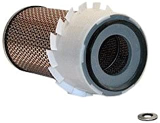 WIX Filters - 42222 Heavy Duty Air Filter W/Fin, Pack of 1
