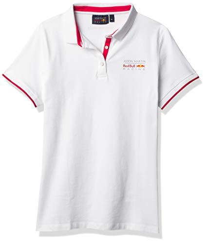 Formula 1 Women's Aston Martin Red Bull Racing Classic Polo, White, XL