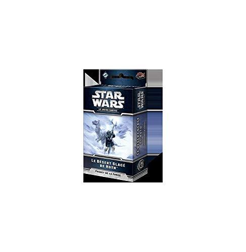 AC-Déco Star Wars–El Desierto Helado de Hoth–Juego de Tarjetas