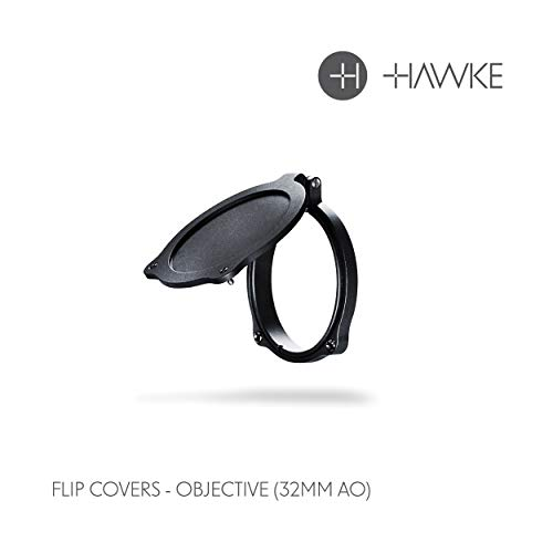 Find Discount Hawke Flip Covers for Objective Riflescopes