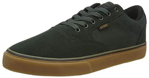 Etnies Blitz, Zapatos de Skate Hombre, Verde/Goma, 41 EU