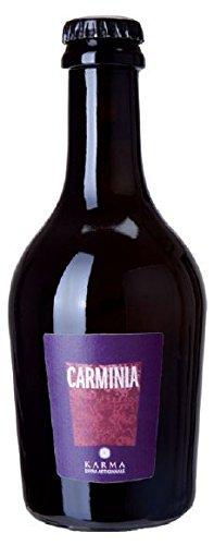 Cerveza Artesanal Karma Carminia 33 Cl. - Paquete 12 Piezas