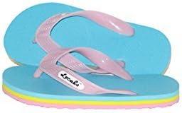 Locals Stripe Style Flip Flop Sandals