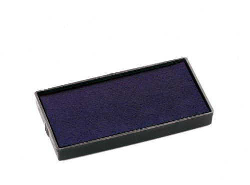 Colop 107204 E/40 Kissen blau, 2 Stück Packung