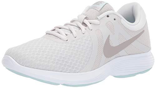 Nike Women's Revolution 4 Running Shoe, Platinum Tint/Moon Particle, 8 Regular US