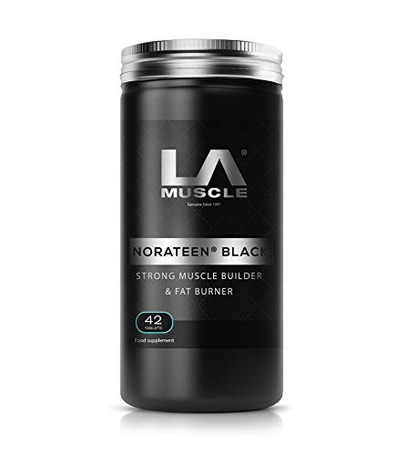 LA Muscle Norateen Black Trial