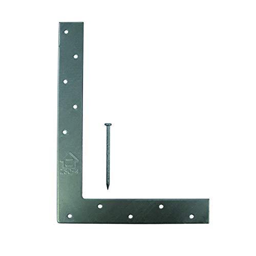 ダイドーハント (DAIDOHANT) (Z金物) Zマーク かど金物 CP-L (縦)150x(横)200mm (5個) [釘付] 10177235