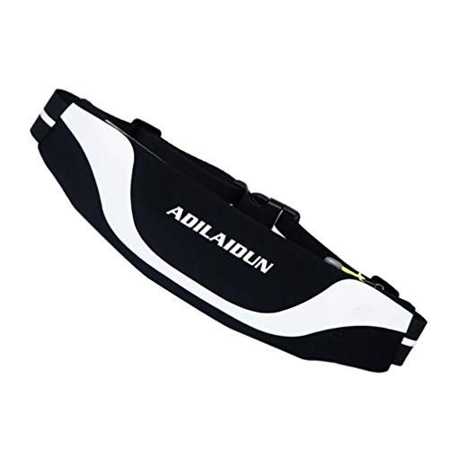 BESPORTBLE Mikrofon Gürtel Mikrofon Sender Träger Gürtel Mikrofon Holster Pack Sport Hüfttasche Tasche für Fitnesstrainer