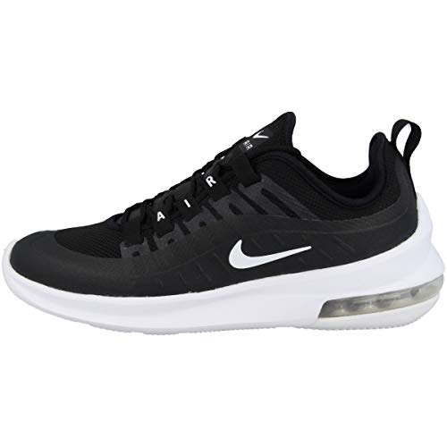 Nike Mädchen Air Max Axis Laufschuhe, Schwarz (Black/White 002), 35.5 EU