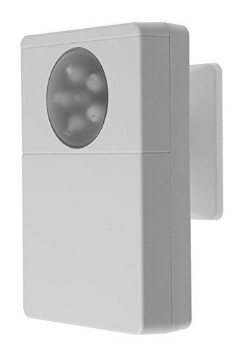 Universal IR Fernbedienung für die XT Smarthome Alarmanlagen (nicht XT1), Automatisieren Sie Klimageräte, TV's oder Ventilatoren, Steuerung von fünf Geräten mit je acht Befehlen, batteriebetrieben