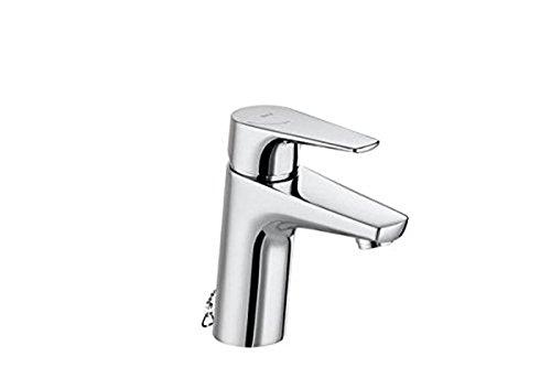 Roca Atlas - grifo monomando para lavabo con tragacadenilla, cold start . Griferías hidrosanitarias Monomando. Ref A5A3190C00