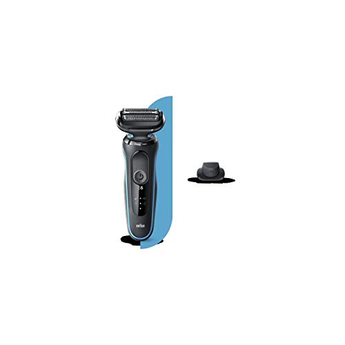 Braun Series 5 50-M1200s Afeitadora Eléctrica Hombre de Lámina con Recortadora de...