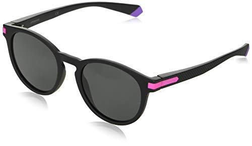 Polaroid PLD 2087/s Sunglasses, N6T/M9 MTBLK Pink, 50 Unisex-Adult