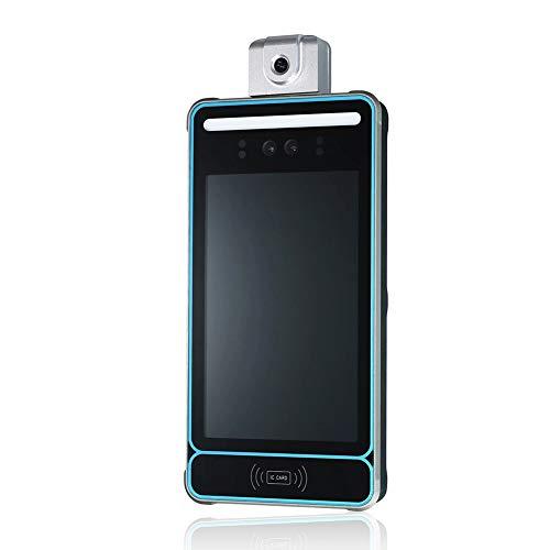 HHJY Gesichtserkennung Zugangskontrolle Temperaturmesssystem Für Berührungslose IR Thermal Infrared Tablet-Kamera Zutrittskontrolle Zeiterfassung