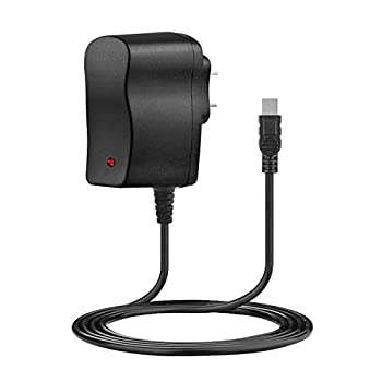 BigNewPowered 4ft 5V 1A Power Adapter Battery Charger for BlackBerry Bold 9900 9930 9700 9780 9650