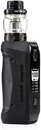 Geekvape Aegis SOLO Kit 100W avec Cerberus Réservoir 5.5 ml Mesh X2 Bobine 0.3ohm 100% Original Kit E-Cigarette Sans ...