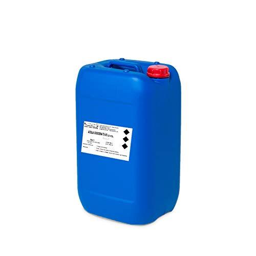 Perossido Di Idrogeno 6% 20Vol - Prodotto Professionale, tanica da 25KG