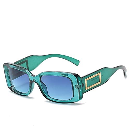 AMFG Moda Gafas de sol Tendencia Personalidad Gafas de sol Hombres y mujeres Street Shooting Gafas de sol Pesca de conducción Viaje al aire libre (Color : C)