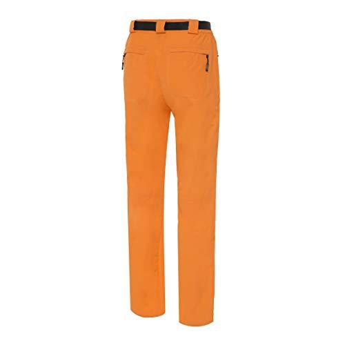 IZAS CRIS Pantalon de Trekking Femme, Orange, FR : L (Taille Fabricant : L)