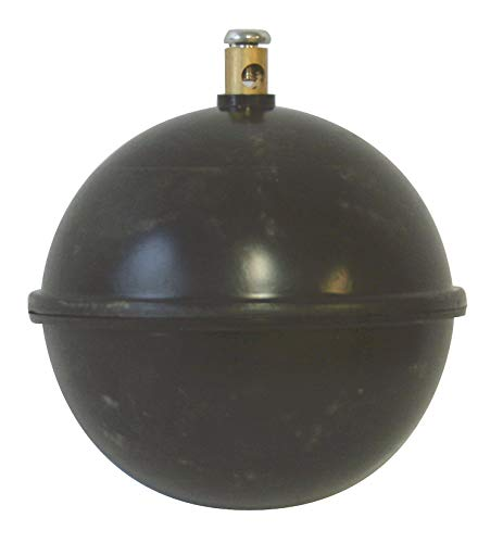 Somatherm C600 Schwimmkugel, Kunststoff, Durchmesser 80, Grau