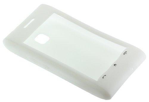 LG CCR-210 Silikon Hülle für LG GT540 weiß