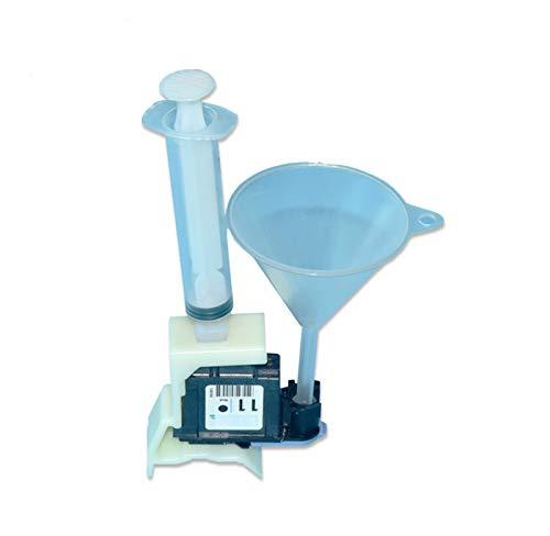 Fangxia Store Kit de unidades de limpieza de cabezales de impresión FIT PARA HP 11 10 82 84 85 Herramientas de limpieza para HP 100/110/111/500/510/800/813/850/510 Boquilla de la cabeza de la impresor