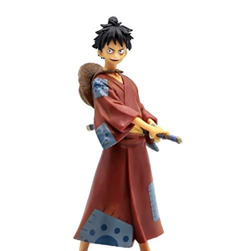 Boneco do quimono de uma peça da Joahoutfit, boneco do anime com 7 estilos, Luffy, 1