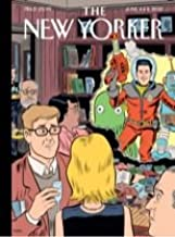 The New Yorker (June 4 & 11, 2012) Science Fiction Issue (Cover)