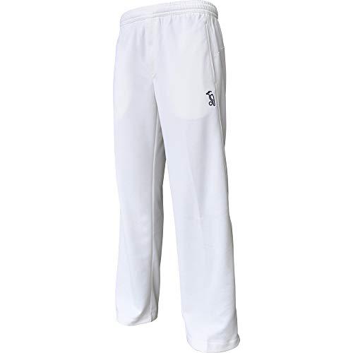KOOKABURRA Herren PRO Players Cricket Trousers Hosen, cremefarben, L