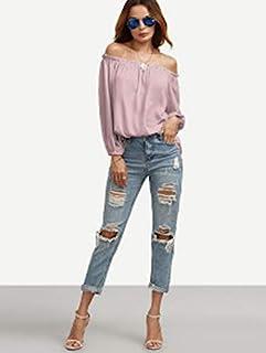 3a17327f2f Amazon.ae: Shein - Tops & Tees / Clothing: Fashion