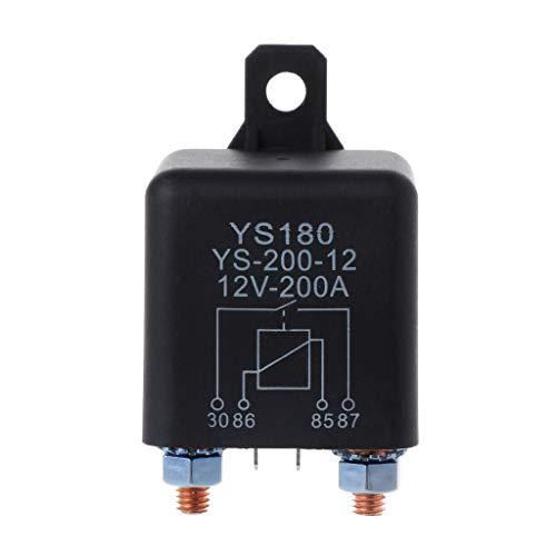 12V 12 Volt Dc 80A Amp 5 Pin Spdt Automotive Auto Van Boat Relé Controllo Device