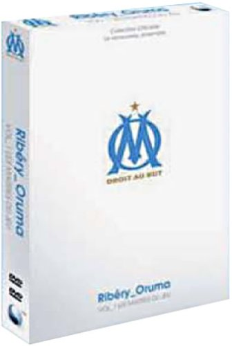 Olympique de Marseille, Vol. 1 : Les maîtres du jeu (coffret 1 DVD + 2 mini DVD)